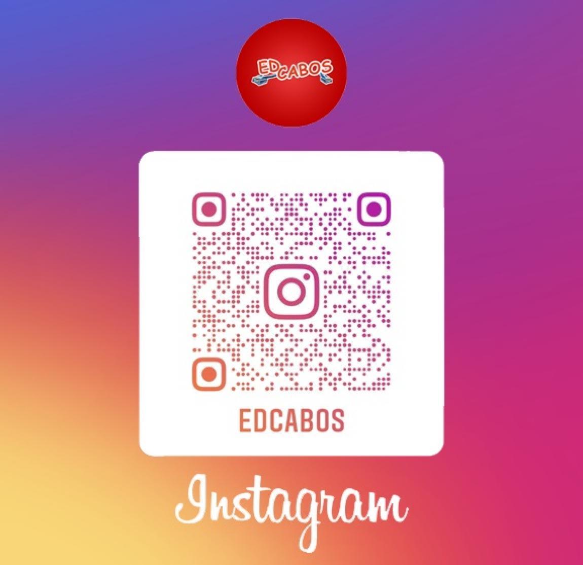 Instagram ED Cabos