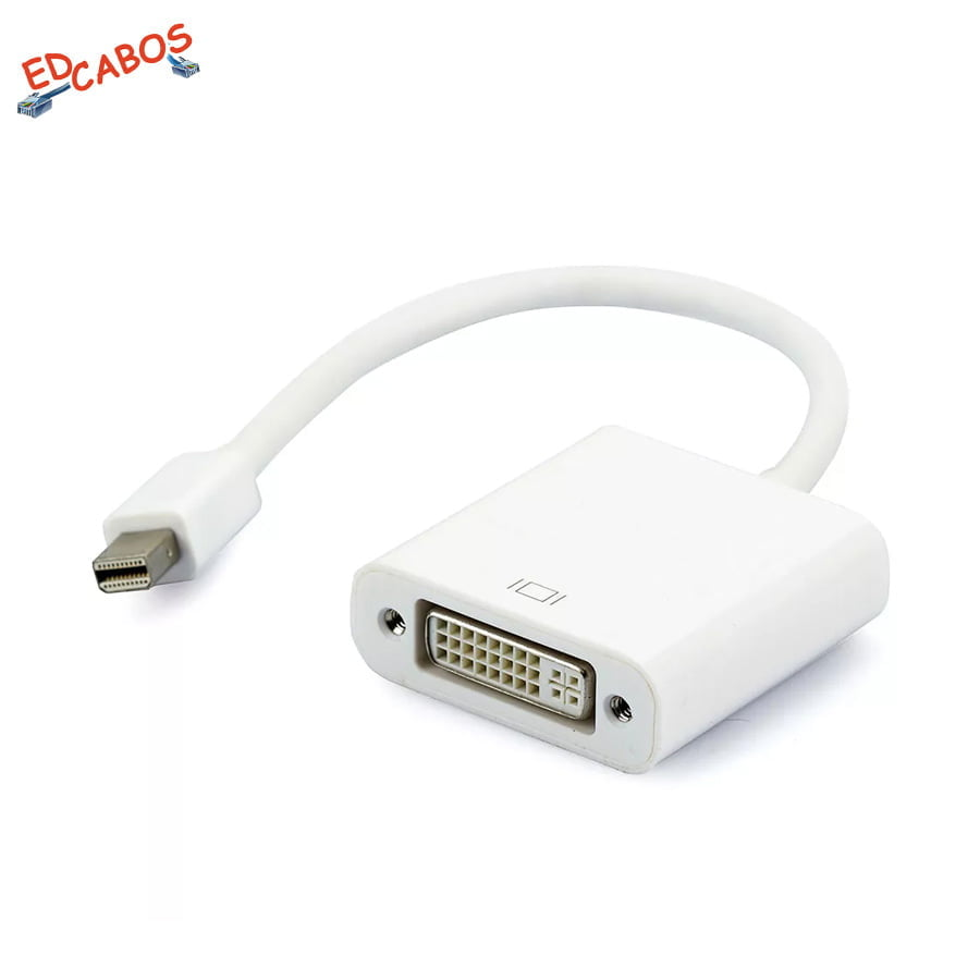 Cabo Adaptador Mini DisplayPort para DVI 24+5