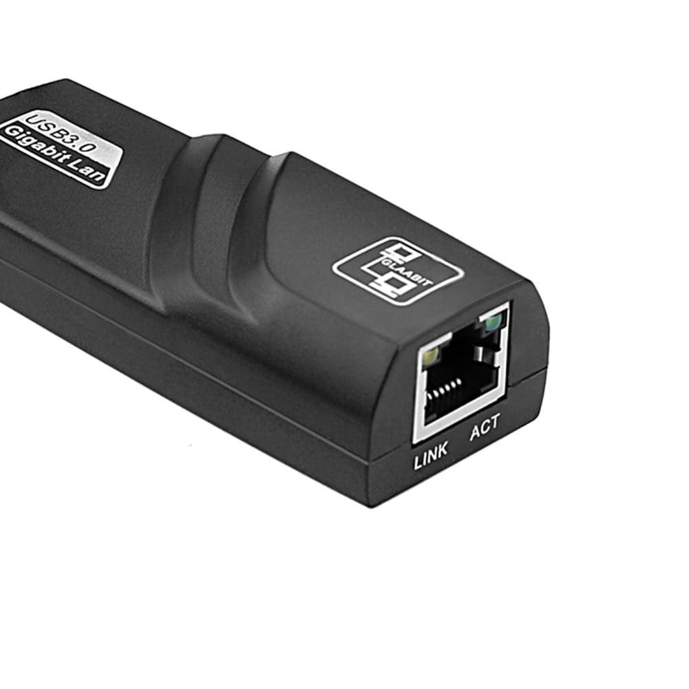 Adaptador de Rede USB 1000Mbps