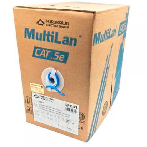 Cabo de Rede Cat5e Furukawa Multilan