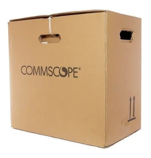 Cabo de Rede CAT6 AMP Commscope