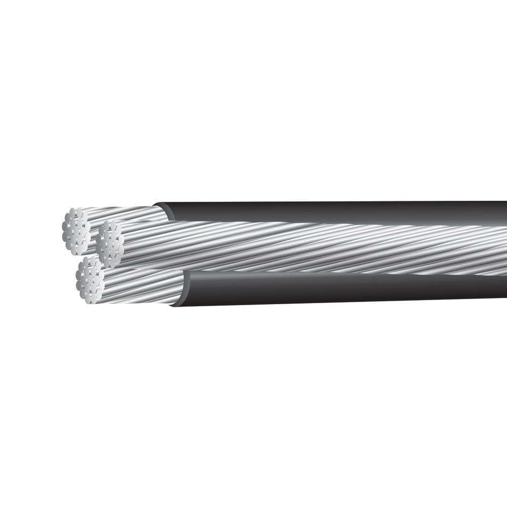 Cabo Triplex 16mm 0,6/1,0KV 100 Metros