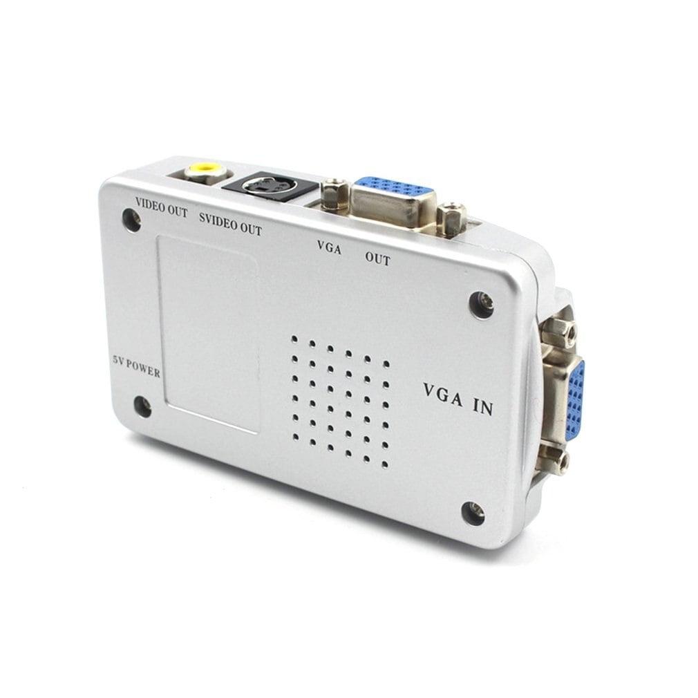 Conversor VGA para RCA