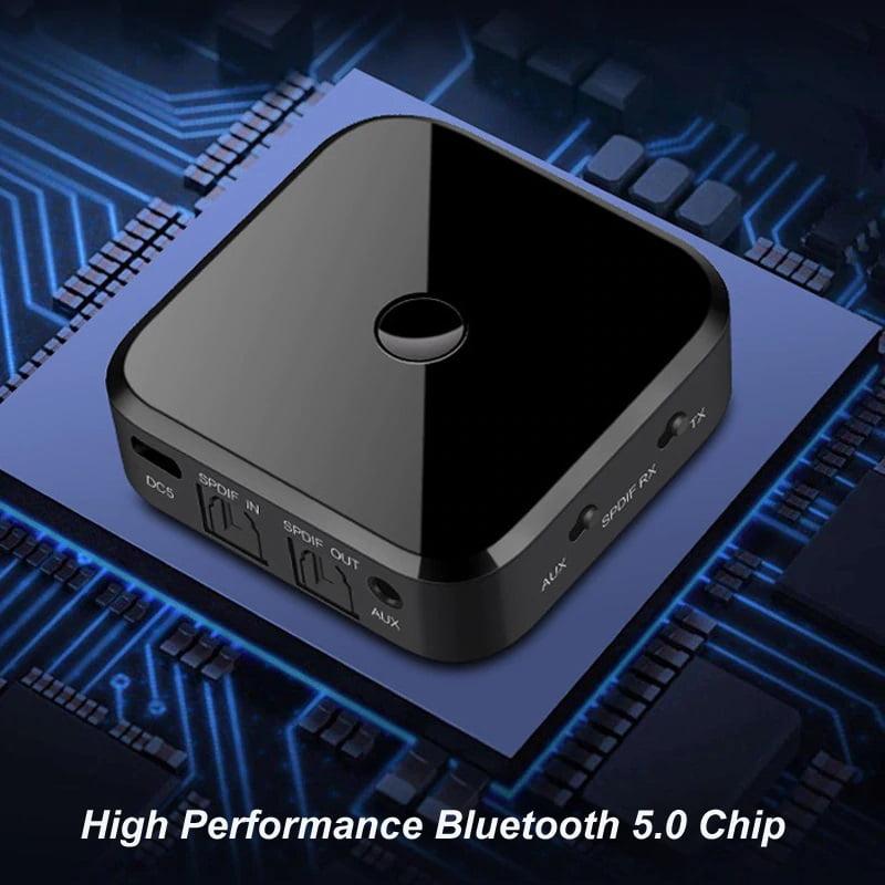 Transmissor e Receptor Bluetooth Óptico