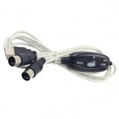 Cabo MIDI USB 2.0