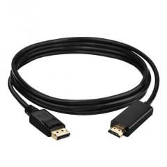 Cabo DisplayPort para HDMI 1,5 Metros
