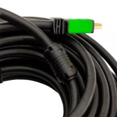 Cabo HDMI 2.0 3 Metros 4K Ultra HD Com Filtro 19 Pinos @60Hz PIX