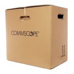 Cabo de Rede CAT6 Branco AMP Commscope