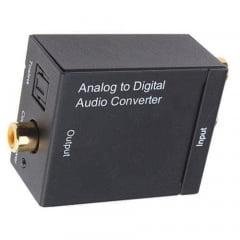 Conversor Áudio Analógico para Digital Ativo