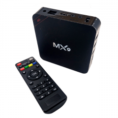 Android TV Box 4K NETFLIX, YOUTUBE, FACEBOOK