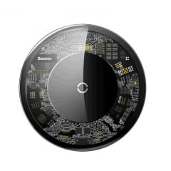 Baseus Simple Wireless Charger Transparente