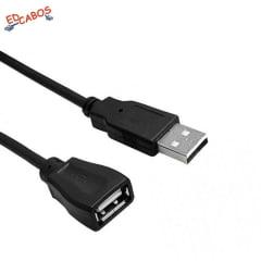 Cabo Extensor USB 2 Metros 2.0