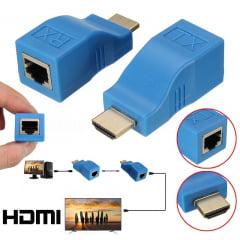 Extensor HDMI 30 Metros 1 RJ45